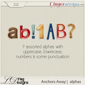 Anchors Away Alphas by LDragDesigns