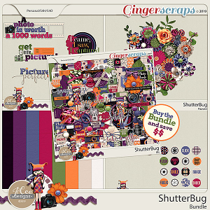 Shutterbug Bundle by JoCee Designs
