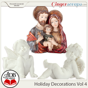 Holiday Decorations Vol 4 by ADB Designs
