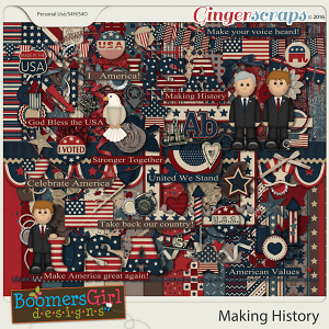 Making History by BoomersGirl Designs