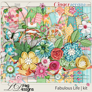 Fabulous Life by LDragDesigns