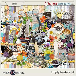 Empty Nesters Kit by Karen Schulz