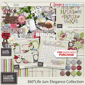 360°Life June: Elegance Collection by Aimee Harrison