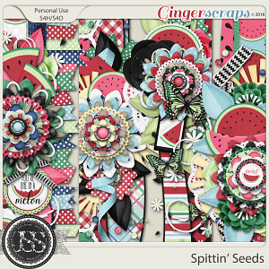 Spittin Seeds Page Borders