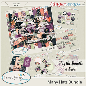 Many Hats Bundle