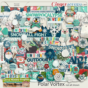 Polar Vortex by Clever Monkey Graphics