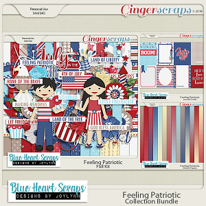 Feeling Patriotic: Collection Bundle
