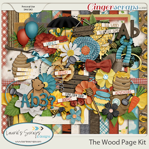 The Wood Page Kit