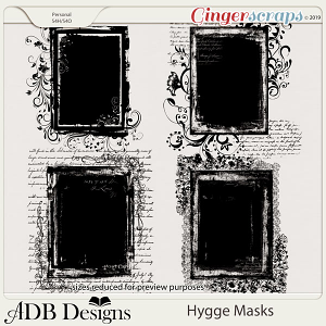Hygge Masks by ADB Designs