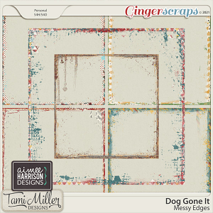Dog Gone It Edges by Tami Miller and Aimee Harrison