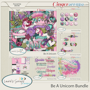 Be A Unicorn Bundle