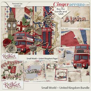 Small World ~ UK Bundle