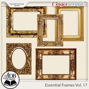 Essential Frames Vol 17 by ADB Designs