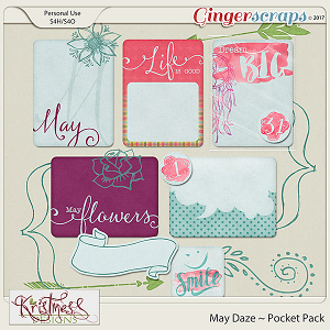 May Daze Pocket Pack