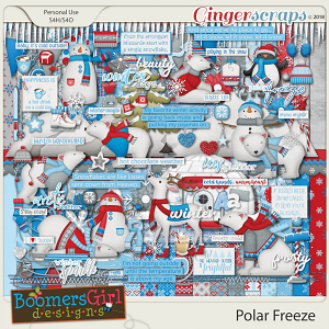 Polar Freeze by BoomersGirl Designs