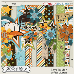 Boys To Men - Border Clusters