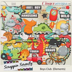 Boys Club Elements