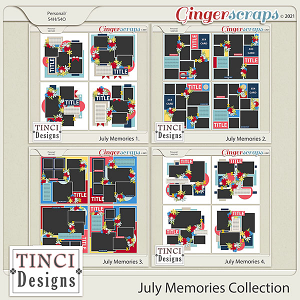 July Memories Collection