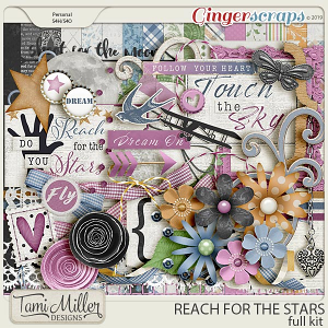 Reach for the Stars Full Kit by Tami Miller Designs