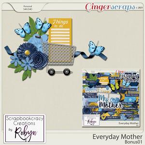 Everyday Mother Bonus01 by Scrapbookcrazy Creations