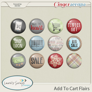 Add To Cart Flairs