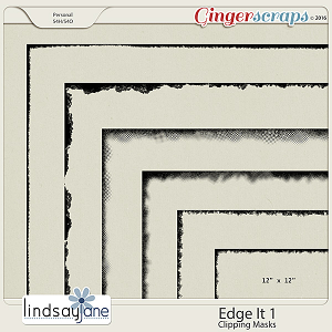 Edge It 1 by Lindsay Jane