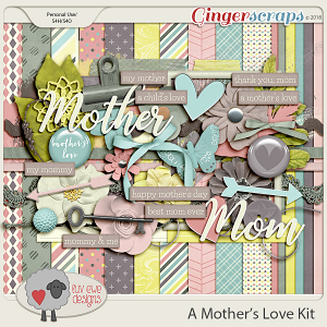A Mother's Love Kit by Luv Ewe Designs