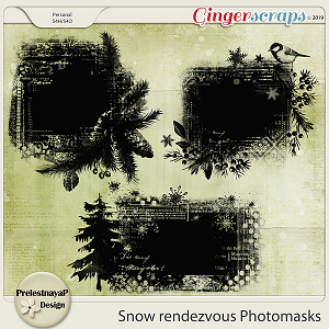Snow rendezvous Photomasks