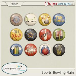 Sports: Bowling Flair