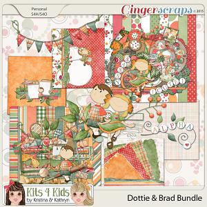 Dottie & Brad Bundle by K4K