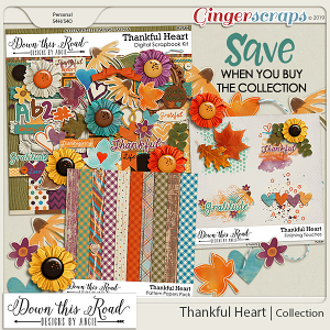 Thankful Heart | Collection