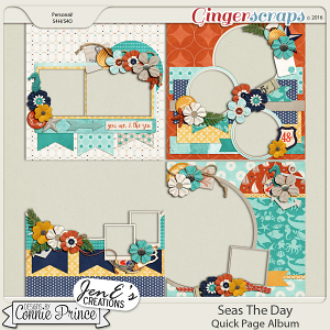 Seas The Day - Quick Pages