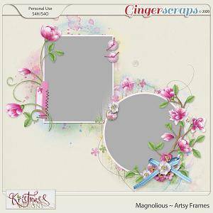 Magnolious Artsy Frames