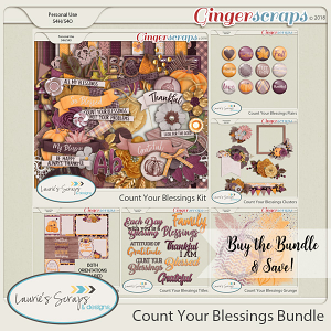 Count Your Blessings Bundle