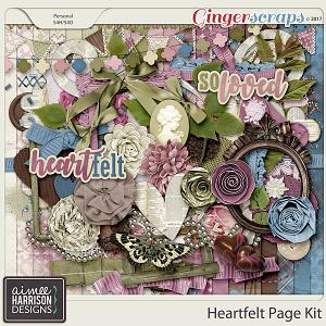 Heartfelt Page Kit