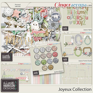 Joyeux Collection by Aimee Harrison