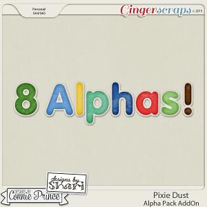 Pixie Dust - Alpha Pack AddOn