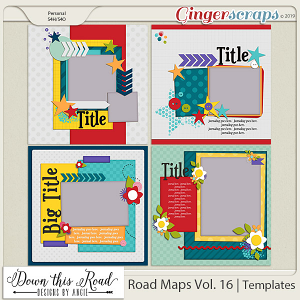 Road Maps | Vol. 16