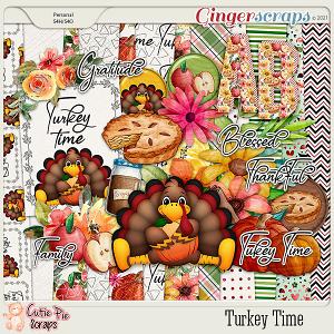 Turkey Time Mini Kit