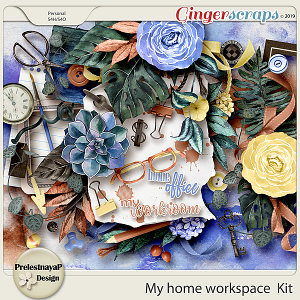 My home workspace Kit
