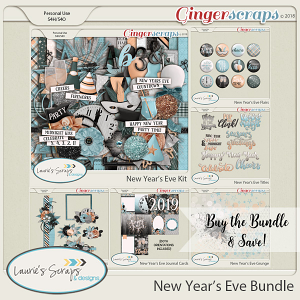 New Year's Eve Bundle