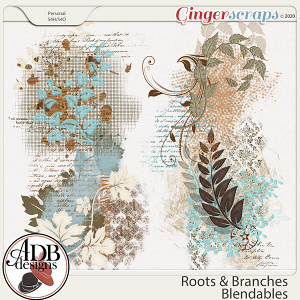 Roots and Branches Blendables by ADB Designs