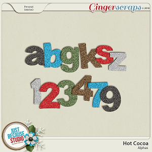 Hot Cocoa Alphas by JB Studio