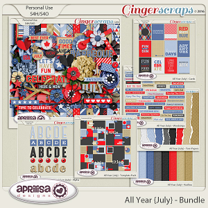 All Year {July} - Bundle