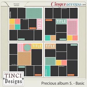Precious album 5. - Basic