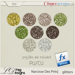 Narcisse Des Près: Glitterstyles by LDragDesigns