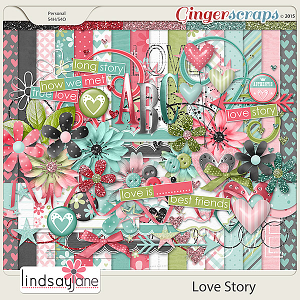 Love Story by Lindsay Jane
