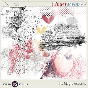 It's Magic Accents by Karen Schulz