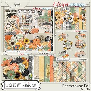 Farmhouse Fall - Bundle by Connie Prince