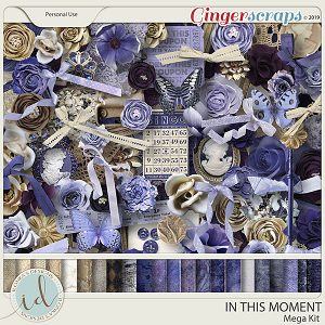 In This Moment Mega Kit by Ilonka's Designs